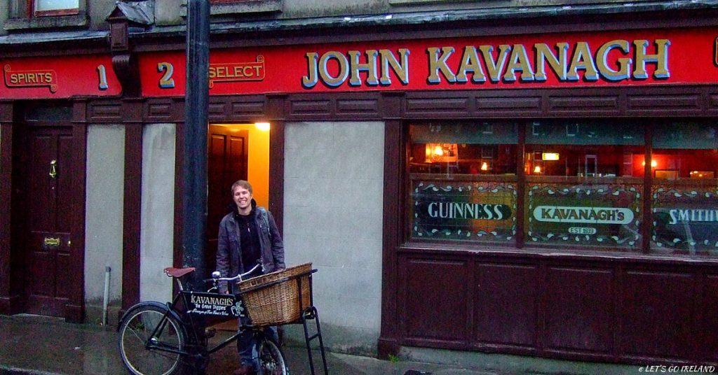 John Kavanagh's Pub, Dublin, Ireland