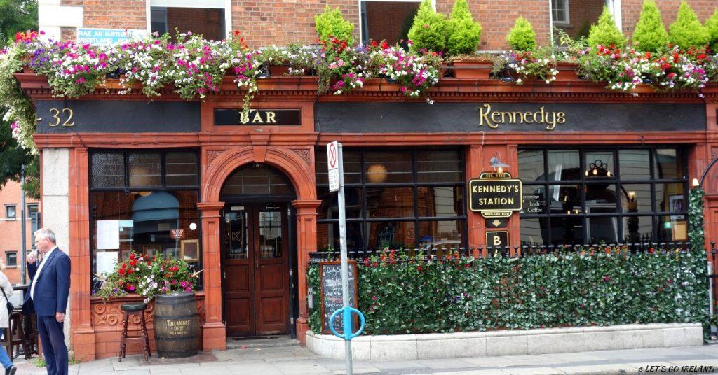 Kennedy's Pub, Dublin, Ireland