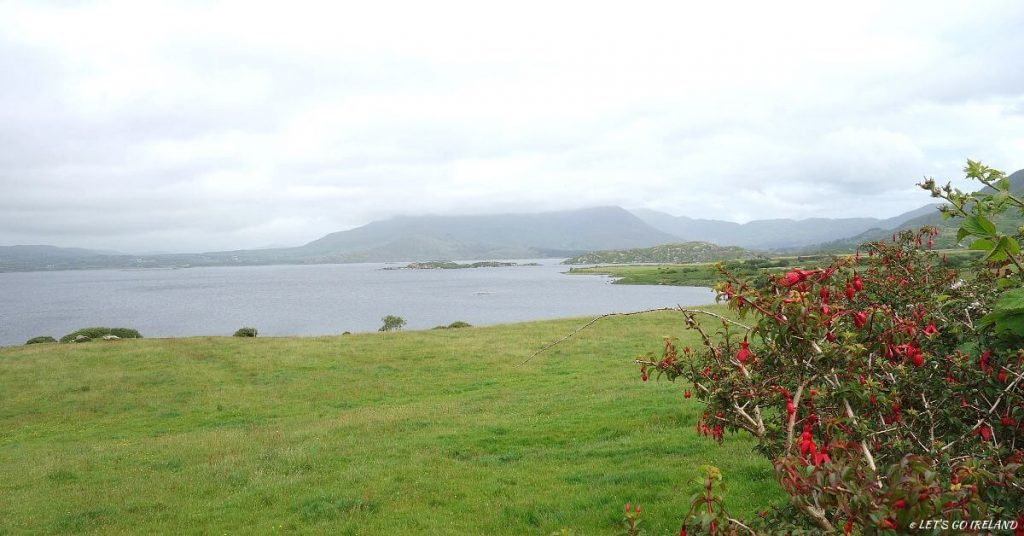 Lough Currane, Waterville, Kerry, Ireland