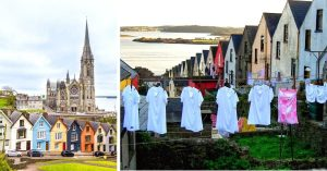 Cobh offers great photo spots