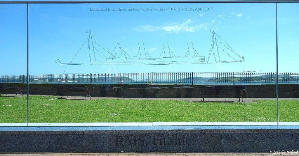RMS Titanic Memorial Garden, Cobh, Ireland