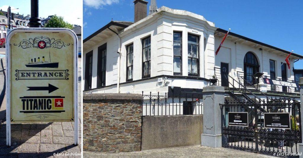 Titanic Experience Cobh, Irland