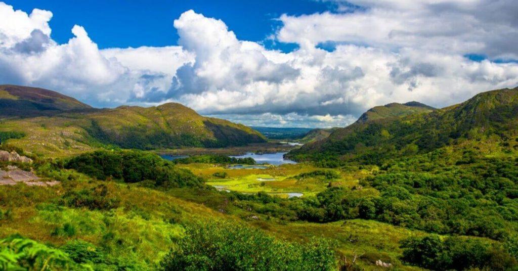 The stunning Killarney National Park, County Kerry, Ireland.