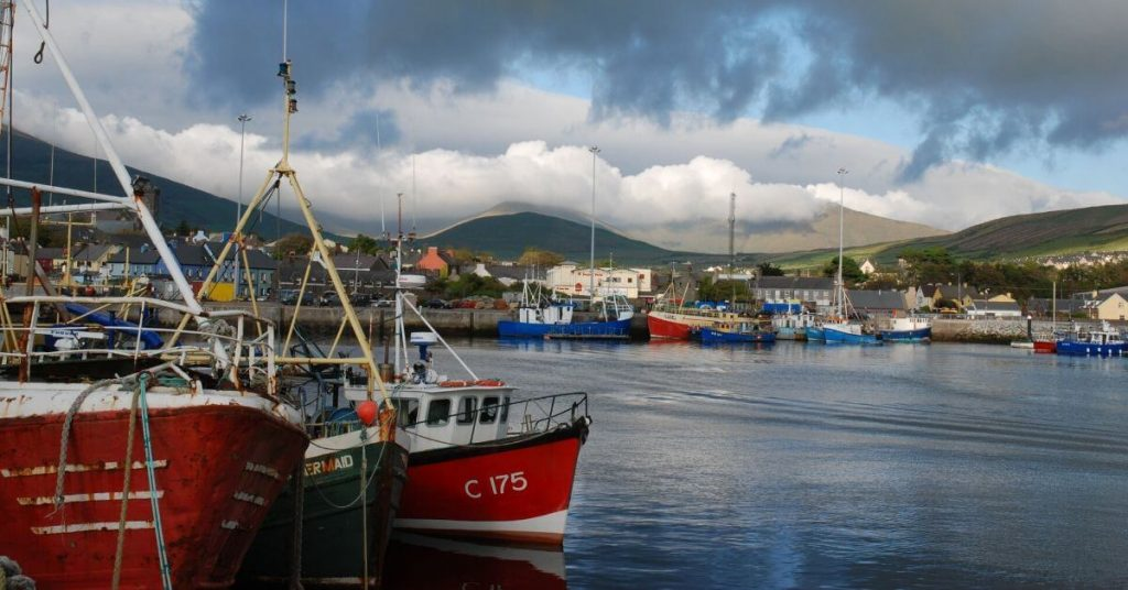 Dingle Harbour County Kerry Ireland