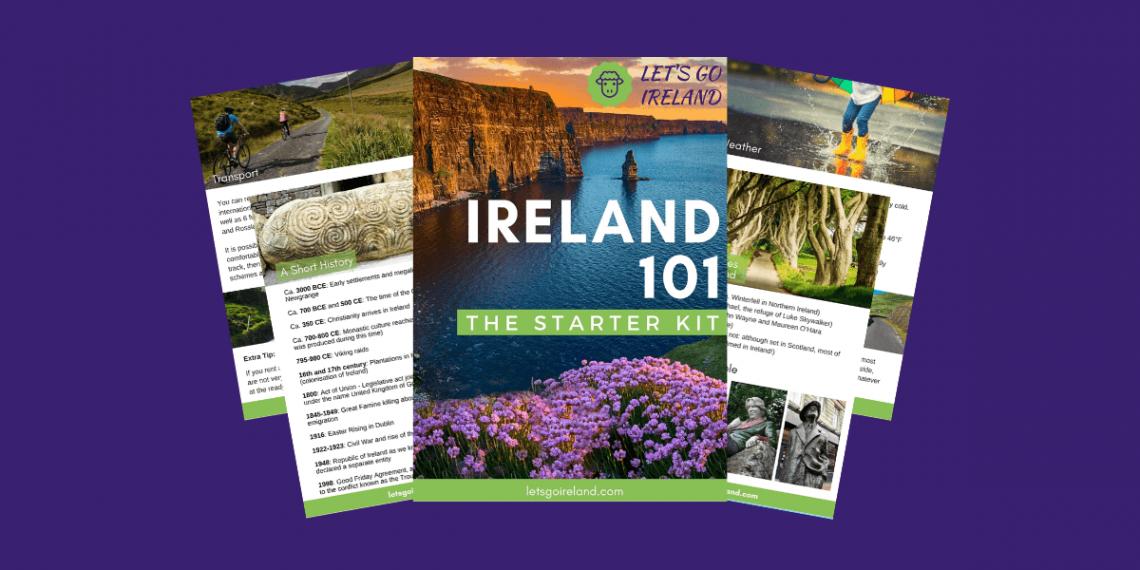FREE Ireland Starter Kit