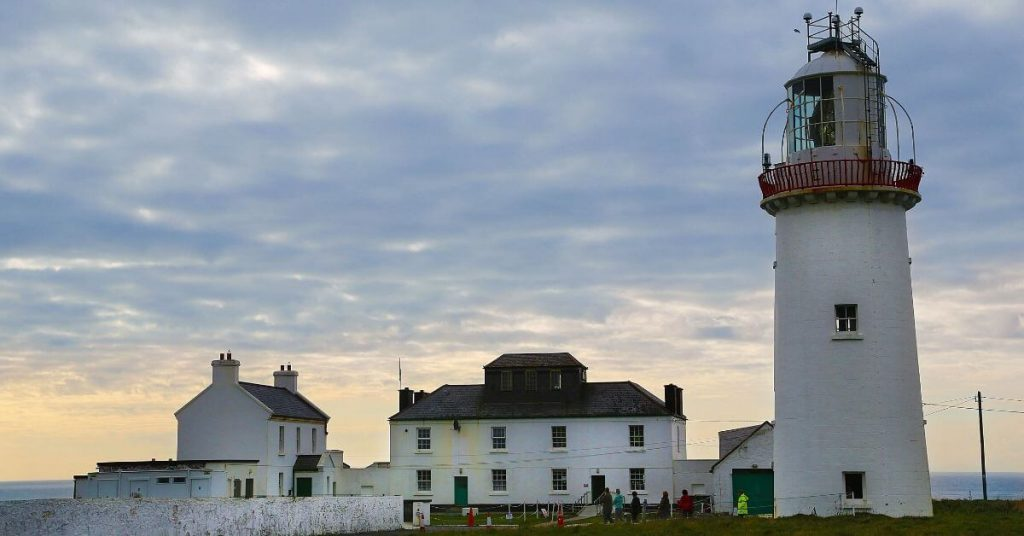 Loop Head Lighthouse County Clare Ireland
