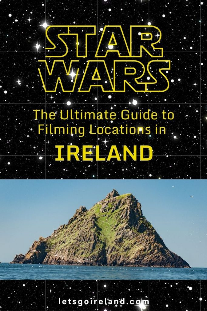 Star Wars Ireland Ultimate Guide Pinterest Pin