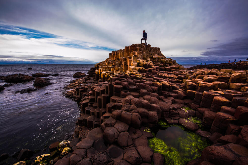 The Giants Causeway, Northern Ireland