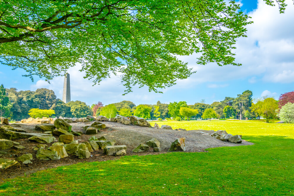 The Phoenix Park, Dublin, Ireland