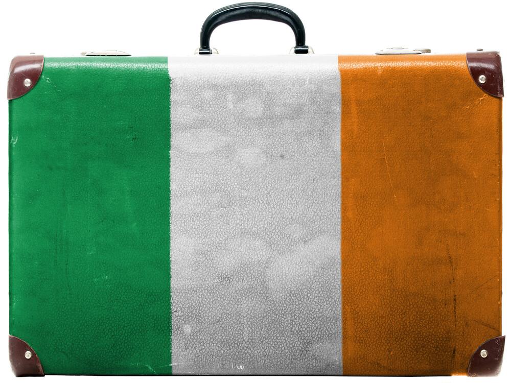 Ireland Suitcase