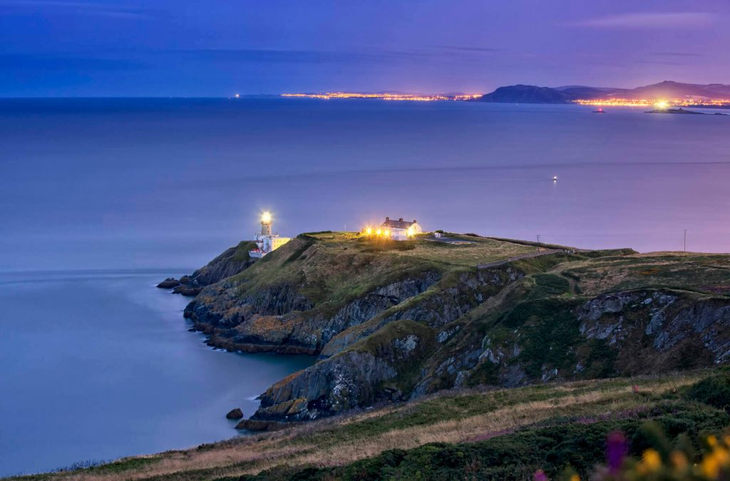 Howth Head, County Dublin, Ireland.