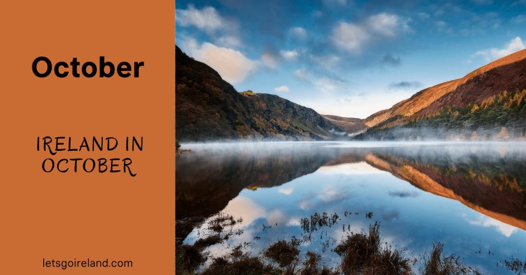Ireland in October