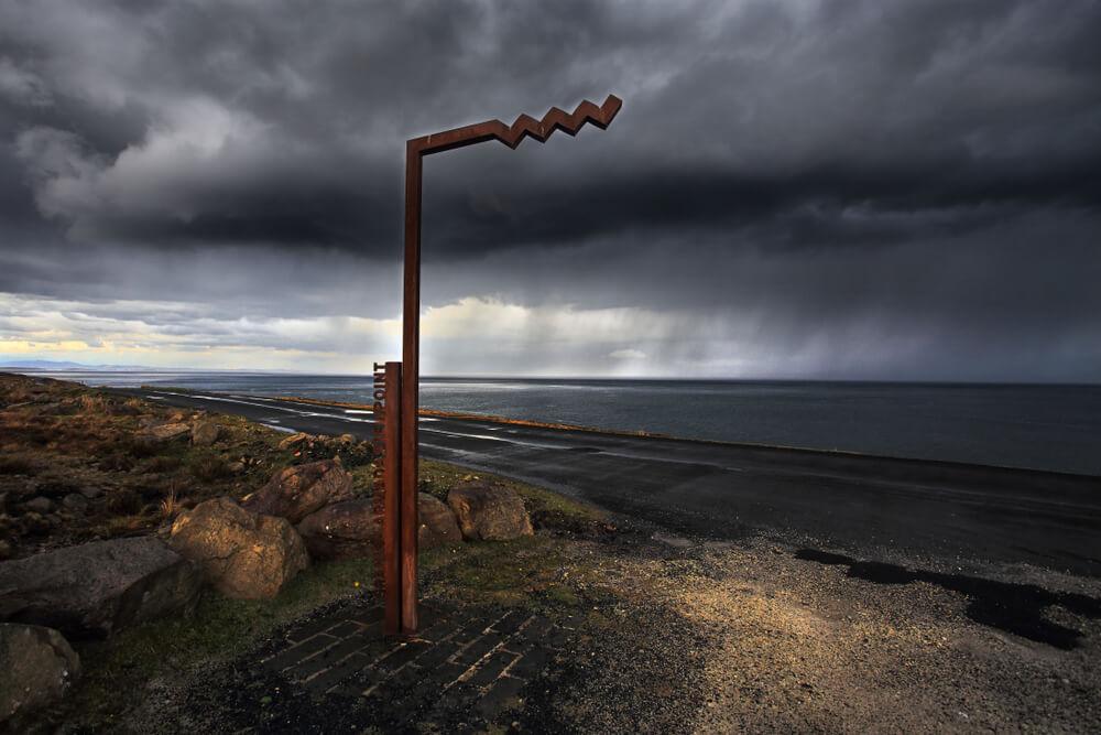 Spanish Armada View Point along the Wild Atlantic Way, Mulranny County Mayo, Ireland
