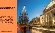Weather in Ireland in December