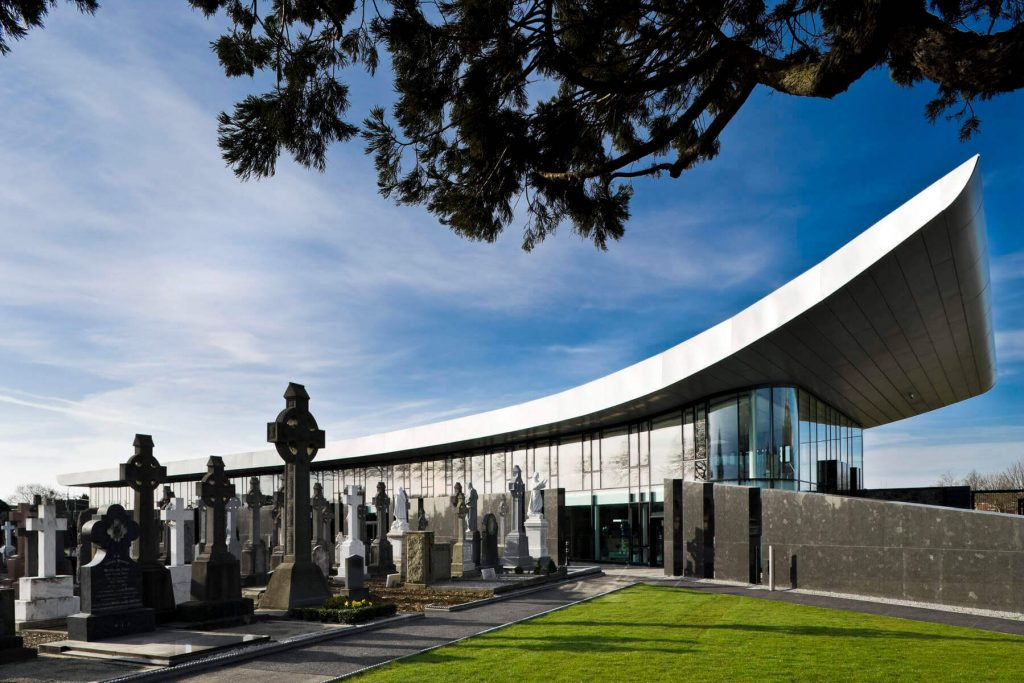 Glasnevin Cemetry, Dublin, Ireland.