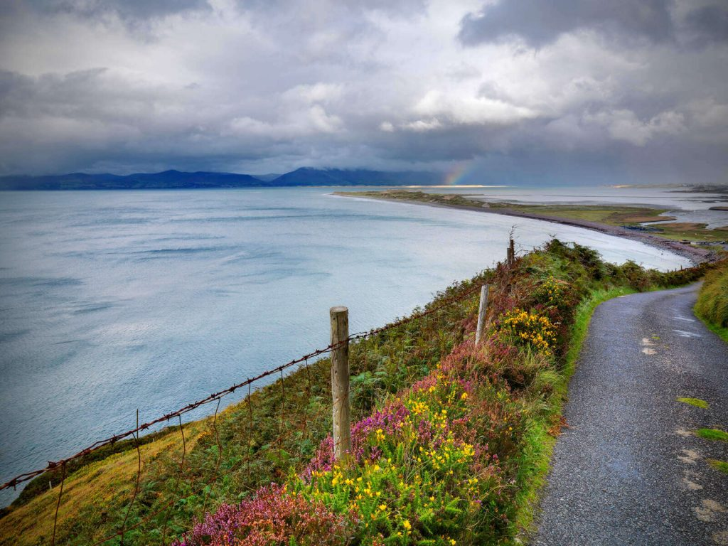 Glenbeigh Beach in County Kerry, Ireland